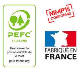 logo pefc nimp15